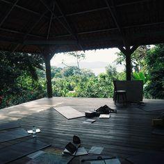 Fascinating impressing and inspiring moments #yogainspiration #yoga #view #yogateachertraining #collectmoments #inspiration #costarica #puravida #namaste