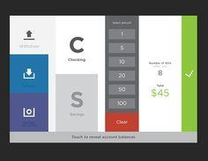 UI Concept - reimagining  inspiration