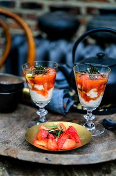 Healthy Desserts, Dessert Recipes, Healthy Recipes, Ricotta Dessert, Low Gi Foods, Go For It, Eat Dessert First, Food Plating, Clean Eating Recipes