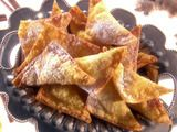Orange-Ginger Fried Wontons - I really enjoy her show and how easy her dishes are to make.