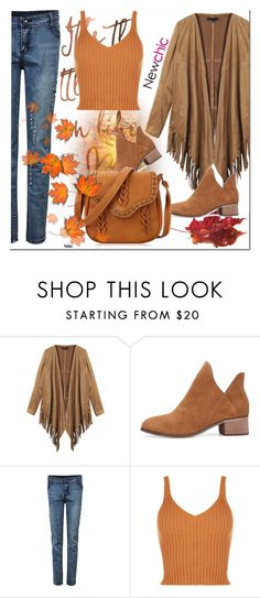 """NEW CHIC"" by newoutfit ❤ liked on Polyvore featuring chic, newchic and smartbuyglasses"