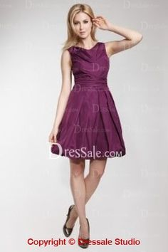Elegant Draped Homecoming Dress with Elaborate Ruches and Bubble Hem