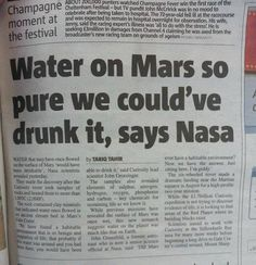 """And every Whovian in the world shouts """"DON'T DRINK IT!"""""""