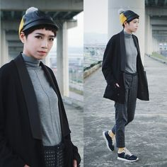 Kombai Hat by COSTO /  More looks by Petrina Hsieh: http://lb.nu/user/5274128-Petrina-H  #chic #dapper #street
