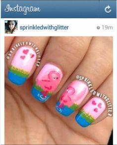Sprinkledwithglitter on Instagram. <3