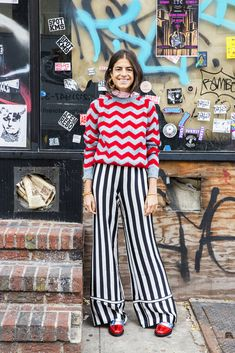 Office Apropos: Fall 2016 (Part - Man Repeller Leandra Medine, Vanessa Jackman, Tommy Ton, Stylish Outfits, Cute Outfits, Fashion Outfits, Fashion Weeks, Giovanna Battaglia, Eclectic Style