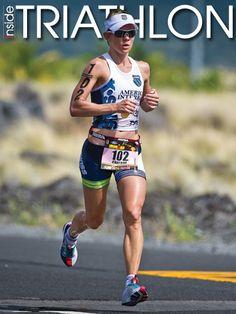 Miranda Carfrae - Ironman World Champion - you go girl