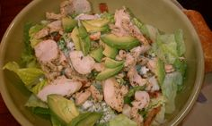 Chicken + Avocado Salad from Panera Bread in Boca Raton via Amplification, Inc. Social Media Marketing Company
