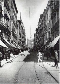 Calle de la Montera 1922