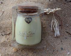 Wedding Favors / Custom Soy Candle Favours / Wedding Bonbonniere