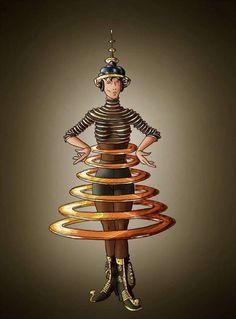 KURIOS by Cirque du Soleil - San Francisco, California - Arts ...
