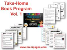 Take Home Book Program