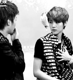 """AAAAH """"What if Sehun finds out"""""""