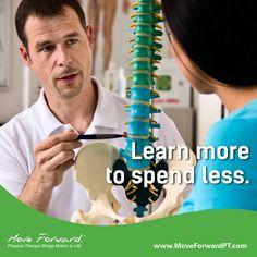Educación por parte de un Fisioterapeuta previo a una Cirugía de Espalda puede ayudarle a reducir costos y optimizar resultados!  Más información contáctenos al 22913895 o al 83325543, correo: info@sensuscr.com