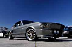 Ford mustang shelby gt500 eleanor wallpaper hd