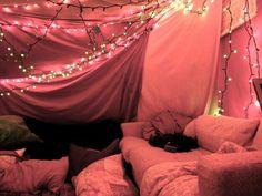 Indoor Fort inspiration