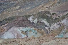 Artist's Palette - Death Valley National Park, California