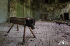 Chernobyl Pripyat Sports Hall Vaulting Box