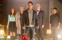 And the Drowned Book: The Librarians (US) 'PREMIERE 2015' Season 2 Episode 1
