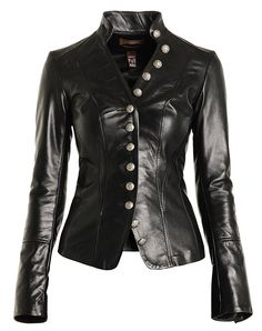 Men's Leather Jackets: How To Choose The One For You. A leather coat is a must for each guy's closet and is likewise an excellent method to express his individual design. Leather jackets never head out of styl Leather And Lace, Black Leather, Lambskin Leather, Real Leather, Leather Blazer, Casual Fall Outfits, Leather Fashion, Blazer Jacket, What To Wear
