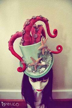 Octopus hat!!