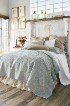 La Fleur Tapestry Coverlet from Soft Surroundings