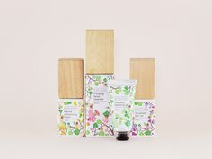 Mama & Boo is a cosmetics and skincare line specifically for  moms-to-be. From cleansers to creams to sunscreens, the company provides  products with ingredients that are safe for mothers. With packaging and  branding designed by Thinkpanther Design Studio, Mama & Boo captures the  essence of the joys of parenthood for its products.