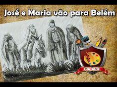 06 - José e Maria vão para Belém Vagnero Tero