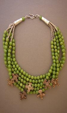 Unique ethnic jewelry and tribal jewelry -- Dorje Designs