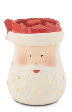 50% off with Promo Code 125 by November 30! Santa Illumination Fragrance Warmer