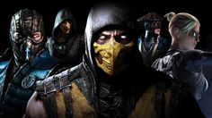Mortal Kombat X Oynadık ( KANLI )