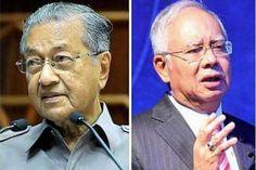 Prime Minister Najib Razak took a fresh swipe at his one-time mentor, this time…