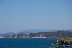 Mar Cantábrico, verano, paz || Cantabrico sea, summer, peace. Candás, Asturias. by Tsuki Sirang on 500px