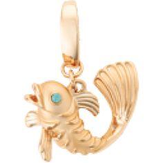Happy Fish Charm