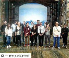 @igersvienna - Danke für den Besuch zum #Instawalk im #raimundtheater  // #repost via @photo.anja.pfeifer // #igersvienna #viennanow