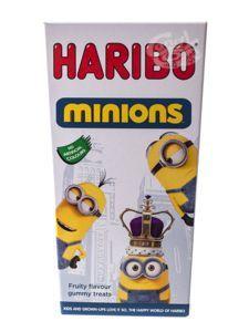 Superb Haribo Minions Packung g