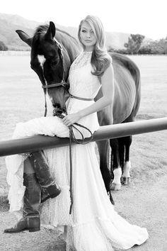 Cowgirl style - Wild beauty #ATBxPBFashionRoundup