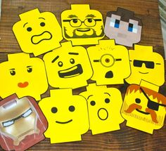 Lego Birthday Party!  Get some ideas for your own!