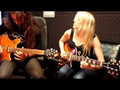 Hotel California Duet of one of the best solos in the world - YouTube