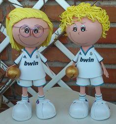 Futbolistas Real Madrid