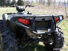 POLARIS SPORTSMAN 850 XP REAR BUMPER