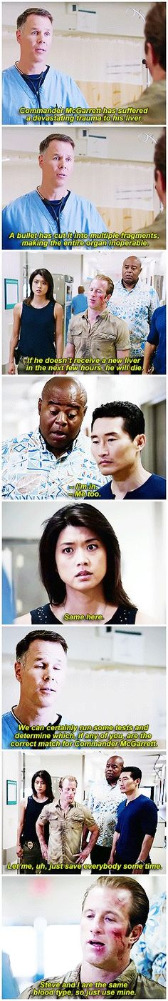 hawaii five 0 scott caan grace park daniel dae kim chi mcbride h50: 6x25 excuse me show what are you doing to me this team steve now has half of danny's liver let that sink in started from the bottom now we're here you are all invited over to my place and we can have a nice big group cry because that is what i need rn