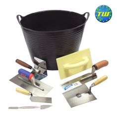 http://www.twwholesale.co.uk/product.php/section/9139/sn/Starter-Plasterer-Tools 8 Piece Starter Plasterer Tool Kit designed for apprenticeships, college students and new job starters. All of the tools in this set have been carefully selected by plastering college tutors and professional plasterers - ensuring that you have the right tool for the job from day 1 as you start out on your path as a plasterer.