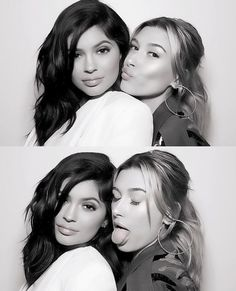 Kylie and Hailey Kendall Jenner Coachella, Style Kylie Jenner, Nails Kylie Jenner, Kim Kardashian Kylie Jenner, Kylie Jenner Outfits, Kendall And Kylie Jenner, Steal Her Style, Beauty And The Beat, Eye Makeup