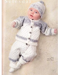 This Pin was discovered by Hel Baby Sweater Patterns, Knit Baby Sweaters, Knitted Baby Clothes, Baby Patterns, Baby Snacks, Russian Baby, Baby Dresser, Baby Barn, Fair Isle Knitting Patterns