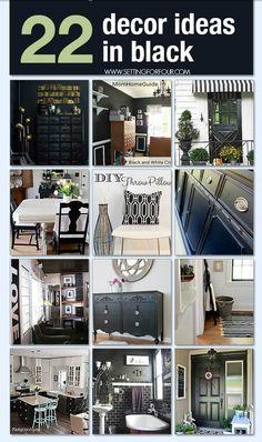 22-DIY-black-interior-decor-ideas.jpg 570×963 pixels