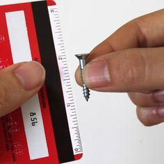 Fancy - Cardstick Ruler Stickers