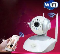 960P P2P H.264 CMOS 130W Camera WiFi Security Mobile Alarm Camera Night Vision $75.68 Shipped. http://www.ebay.com/itm/960P-P2P-H-264-CMOS-130W-Camera-WiFi-Security-Mobile-Alarm-Camera-Night-Vision-/131666986628