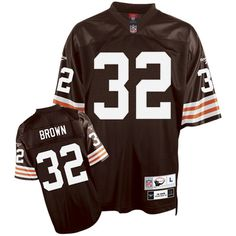 Reebok Cleveland Browns  32 Jim Brown Premier Throwback Jersey ID 1701  US 39.99 1e34fc3f7