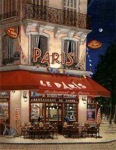 Les notes du cinquième arrondissement, Paris.